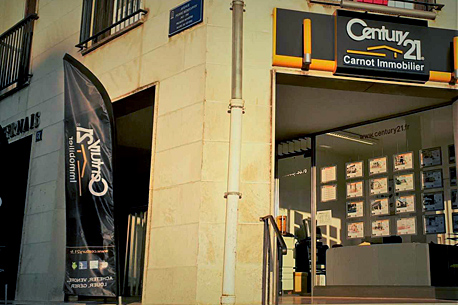 Agence immobilière CENTURY 21 Carnot Immobilier, 58000 NEVERS