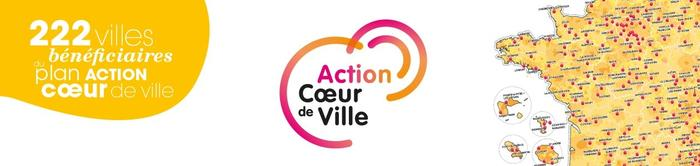 Nevers - Action coeur de ville